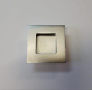 Ручка квадратная Серебро матовое Королёв