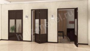 Двери гармошка Королёв