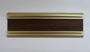 Направляющая нижняя для шкафа-купе ламинированная Королёв