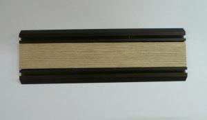 Направляющая нижняя для шкафа-купе вкладка шпон Королёв