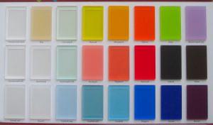 Акриловое стекло матовое для радиусных шкафов-купе и радиусных межкомнатных перегородок Королёв