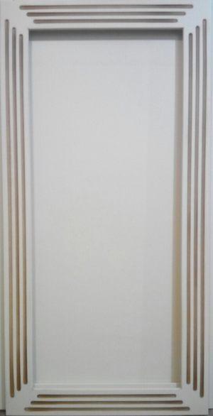 Рамочный фасад с фрезеровкой 2 категории сложности Королёв
