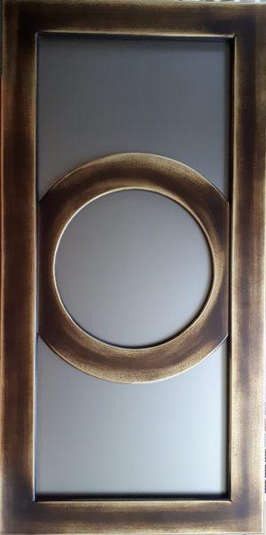 Рамочный фасад с радиусными элементами 4 категории сложности Королёв