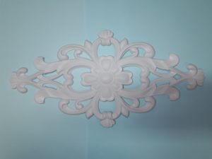 Декоративная накладка № 6-397*199*7 Королёв