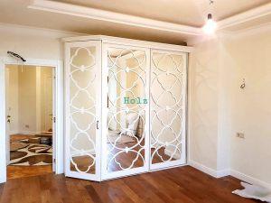 Двери с фигурной филенкой, эмаль Королёв